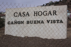 Casa Hogar, Cañon Buena Vista, El Zorillo, BC Mexico